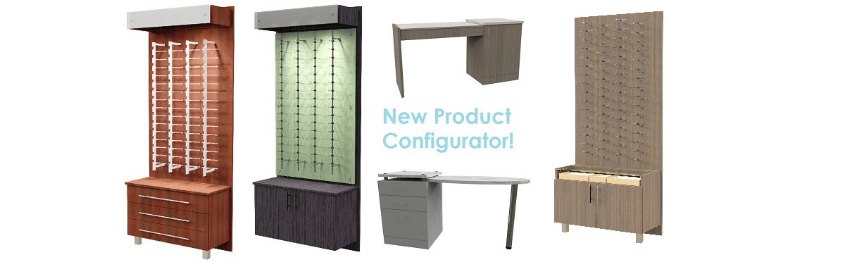MULTI-OPTION PRODUCT CONFIGURATION NOW AVAILABLE