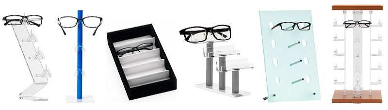 Utilizing the Underdog! | Countertop Eyewear Displays